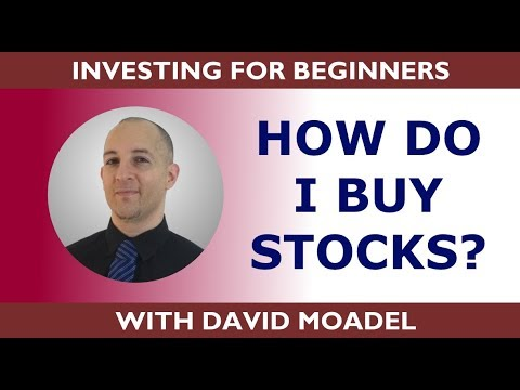How do i buy stock options