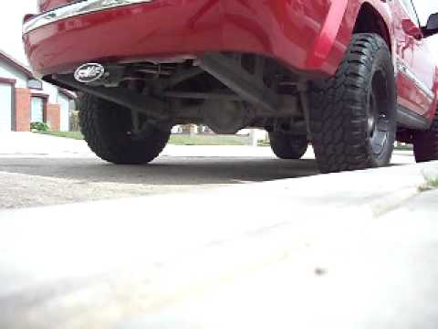 Jeep Grand Wagoneer >> 05 grand cherokee 4.7L dual exhaust - YouTube