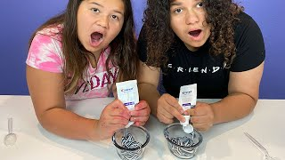 Testing NO GLUE SLÏME and 1 INGREDIENT VIRAL SLIME Recipes DIY