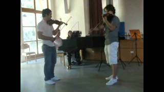 Killing me softly - Violin
