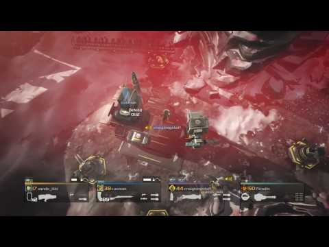 Helldivers - Constitution with Heavy Armor on Cyberstan |