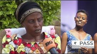 Nyina wa Mwiseneza Josiane yahishyuye byinshi bitangaje ku mukobwa we