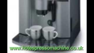 Hot Espresso Coffee Machines