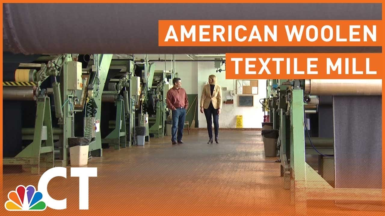 A Look Inside the American Woolen Company   NBC Connecticut