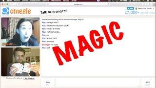 MAGIA EN CHATROULETTE // DIEGO JL
