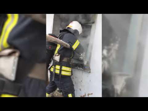 DSNSKHM: Волочиські вогнеборці оперативно приборкали пожежу, врятувавши будинок від знищення вогнем