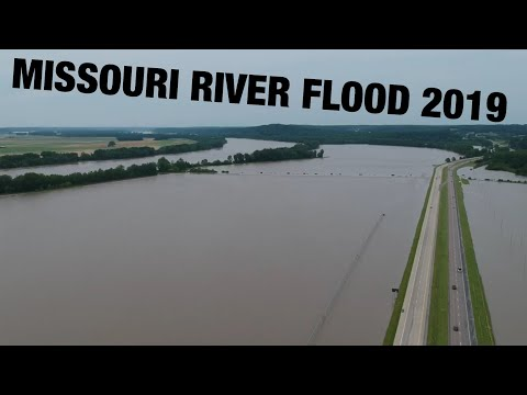 Midwest Jefferson City MO 2019 Flood