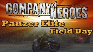 Company of Heroes #104 - Panzer Elite Field Day