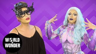 FASHION PHOTO RUVIEW: Mermaid Fantasy with Raja and Aja