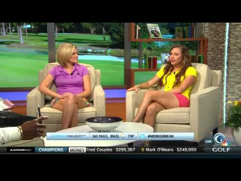 Bergeon and Collins on Golf Channel's Morning Drive