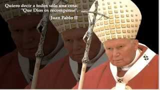 El padre nuestro.  En la voz del Santo  Juan Pablo II