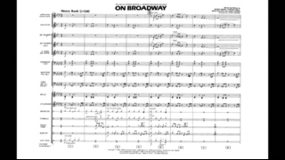 On Broadway arranged by John Higgins