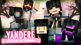 Minecraft YANDERE HIDE N SEEK 2!! /w Facecam