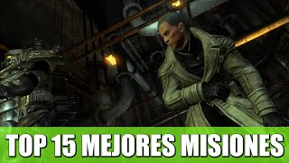 FALLOUT 3 | TOP 15 MEJORES MISIONES