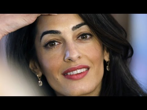 What You Don't Know About Amal Clooney