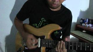 Taylor Swift - You Belong With Me (Guitar Solo Cover) [HD]
