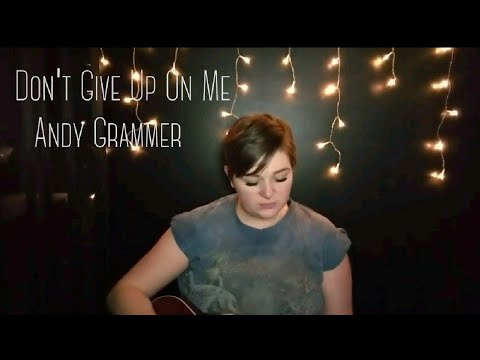 Don't Give Up On Me - Andy Grammer // Ukulele Cover