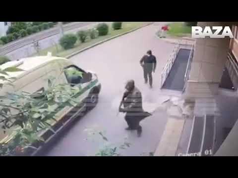 В Красноярске ограбили инкассаторов Сбербанка