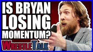 Has Daniel Bryan Lost Momentum? | WWE Smackdown Live Apr. 24 2018 Review