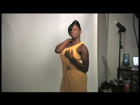 buffie the body photoshoot