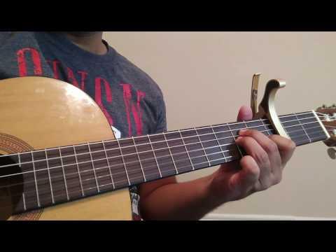 Tanha dil| Shaan|Guitar Lesson