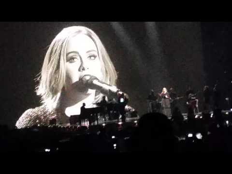 Adele - hello (X Factor 2015 live final)
