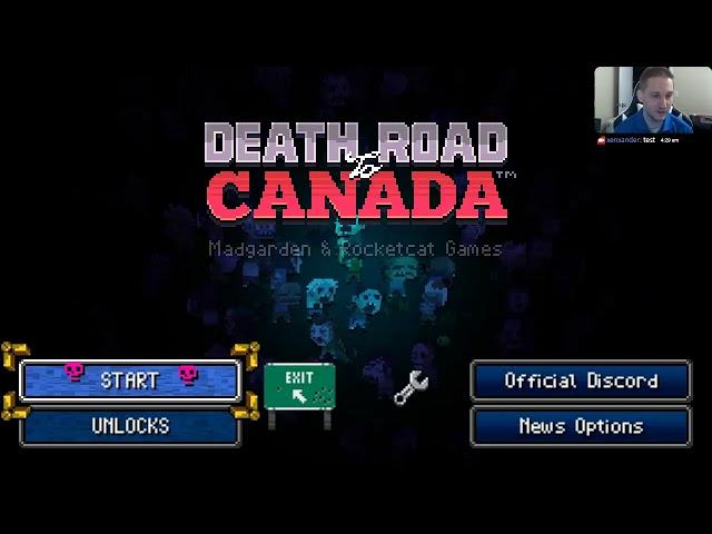 Death Road to Canada Livestream - Kepa Mode (03)
