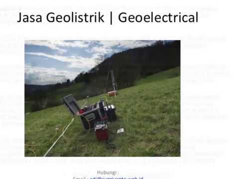 Jasa Geolistrik | Geo Electric Kabupaten Banggai Kepulauan-Salakan Sulawesi Tengah