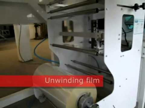 TECHNO D - Packaging machine for fragile pasta