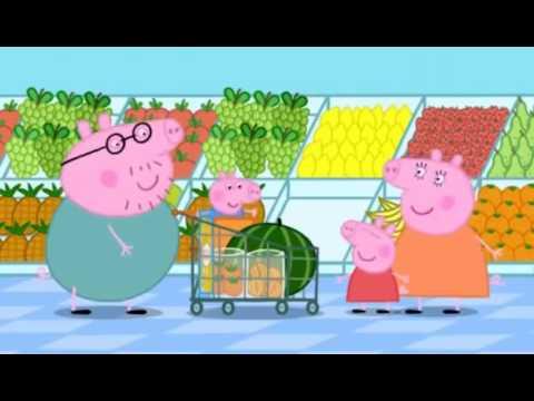 Πέππα Το Γουρουνάκι:Πάμε Για Ψώνια Επεισόδιο 75