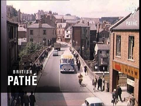 Tv Traffic Control Aka Durham 1960 Youtube