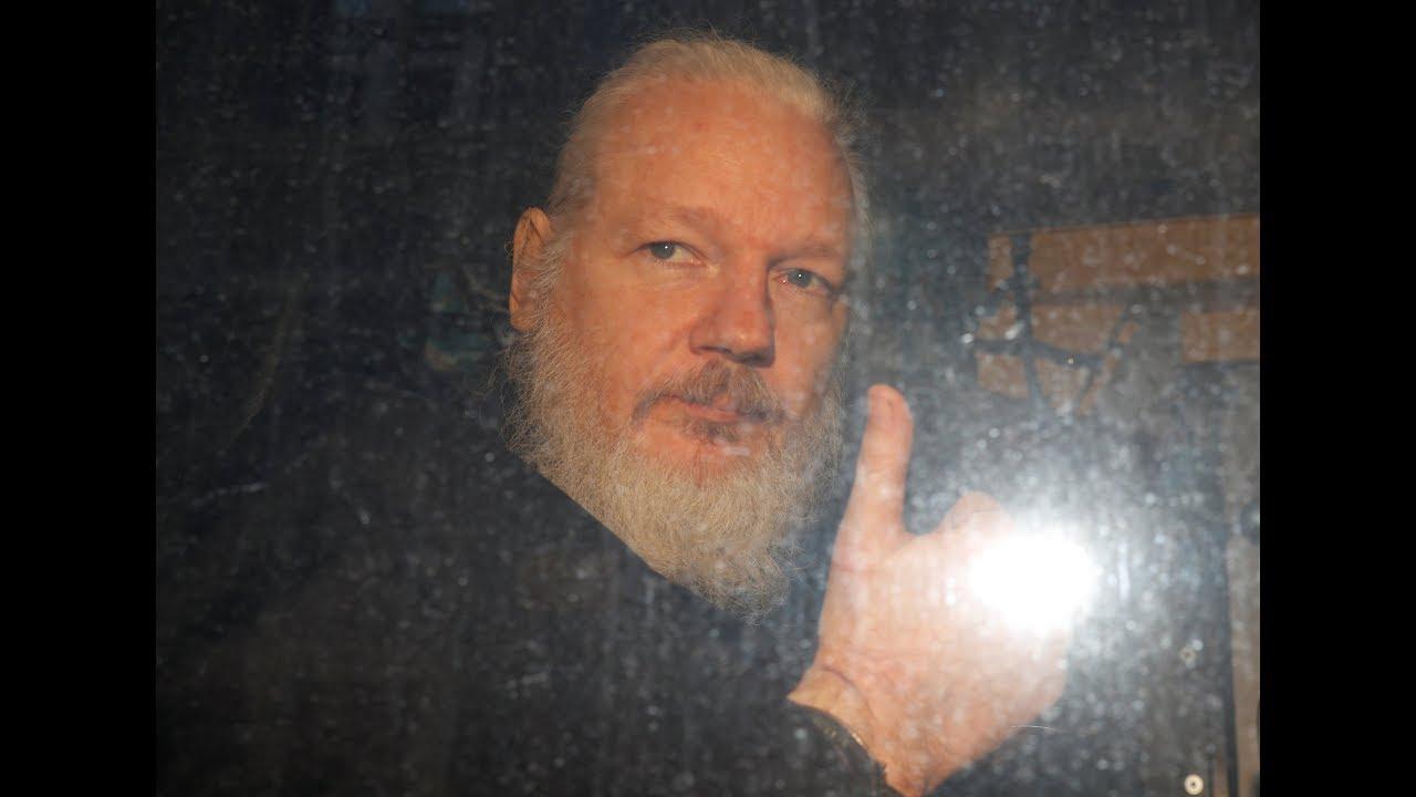 Pengamat: Inggris Tak Punya Kepentingan Pertahankan Pendiri WikiLeaks di Negerinya