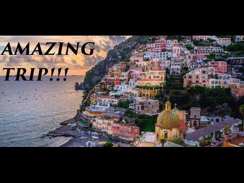 Amalfi Coast: Positano & Capri - an AMAZING TRIP - June 2016