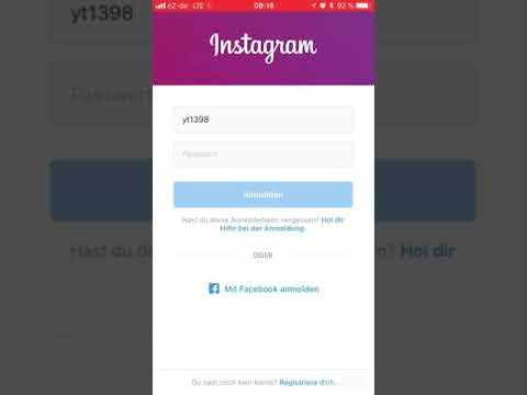 Instagram:Probleme Beim Anmelden? Hier Die Lösung!