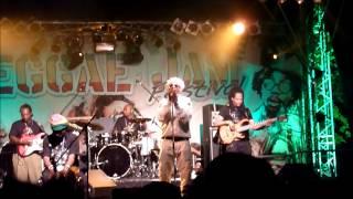 Mark Wonder & the Fiyah Nation band live @ Reggae Jam festival ,Bersenbrück,Germany,24 07 2015