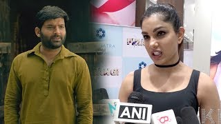 Monica Gill Talks About Kapil Sharma Behavior On The Sets Of Firangi