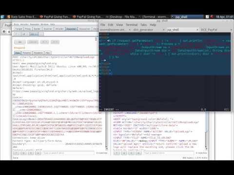 GitHub Enterprise - Remote Code Execution - YouTube