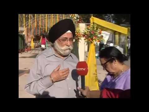 Dr. Rajinder Singh Bedi Interviewed by NDTV