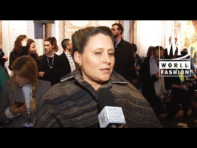 Front Row Antonio Marras Fall-Winter 15-16 Milan Fashion Week