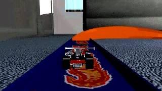 Hot Wheels Stunt Track Driver promo 1998