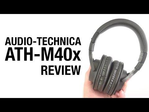 Audio-Technica ATH M40x Review
