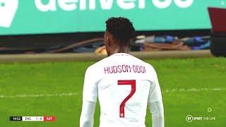 Callum Hudson-Odoi vs Austria  HD 1080i