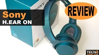 Sony h.ear on MDR-100AAP review (en español)