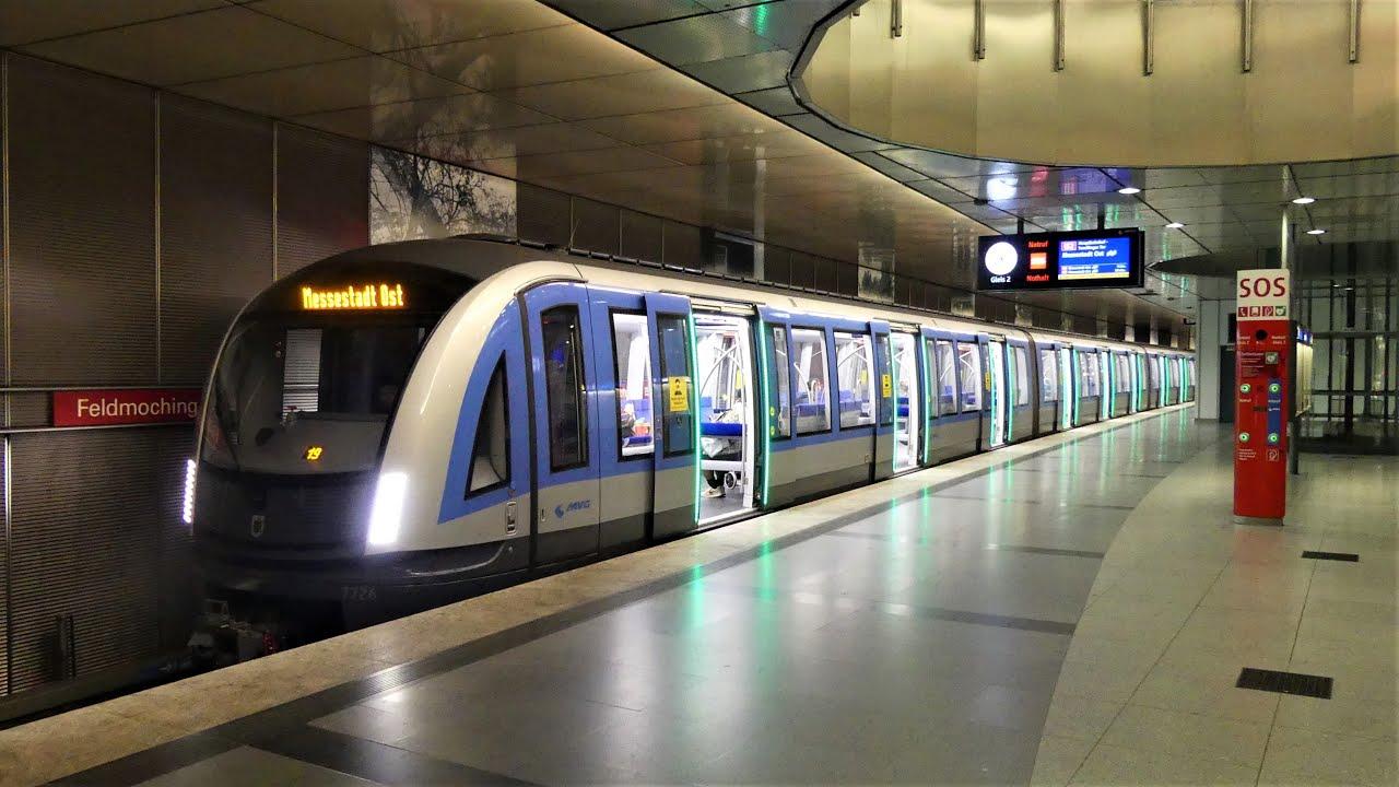 U Bahn München C2