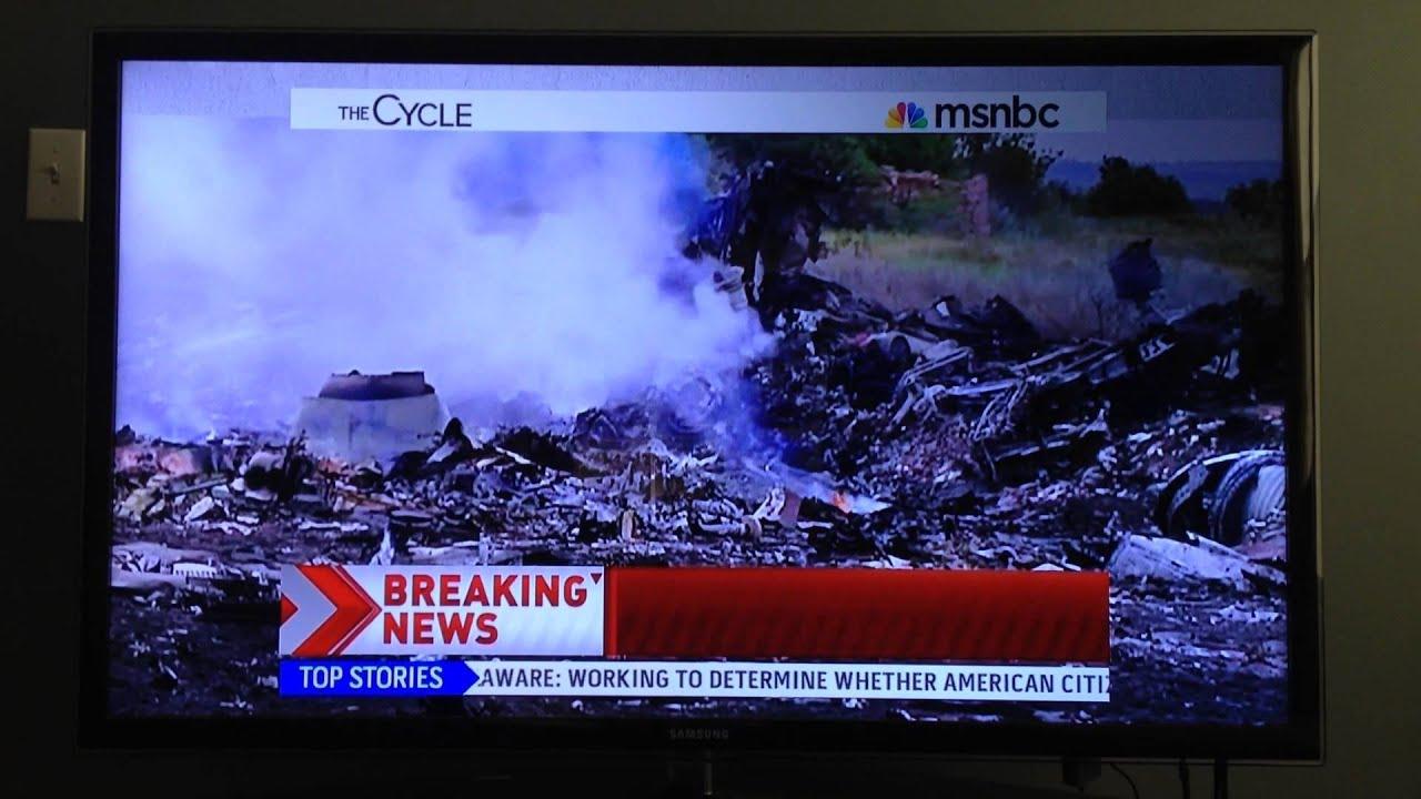 Howard Stern Prank Call To Msnbc Malaysian Plane Shot