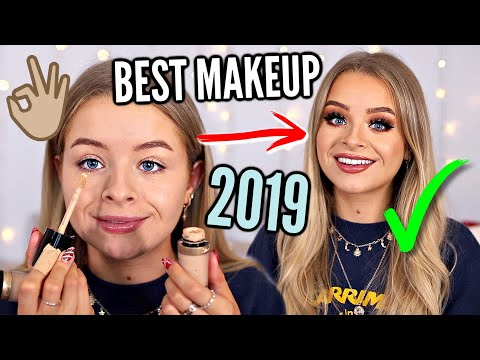 FULL FACE of my BEST MAKEUP OF 2019