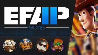 EFAP Movies #9: Toy Story 4