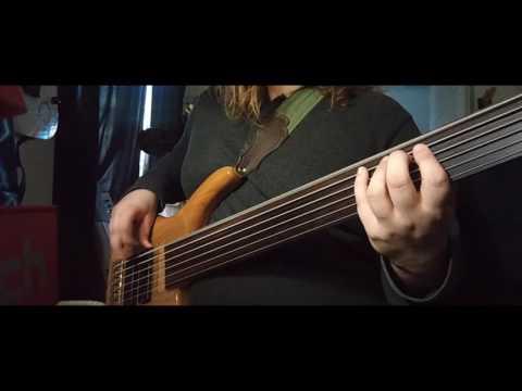 Opeth Sorceress - Bass Cover (Fretless)