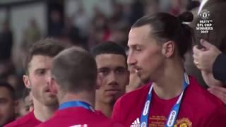 manchester united 3 2 southampton fa efl cup final trophy celebrations mutv post match reaction