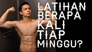 Download Video Paling Efektif Latihan Berapa Kali Tiap Minggu? By Brodibalo MP3 3GP MP4